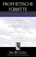 Cover Prophetische Fürbitte