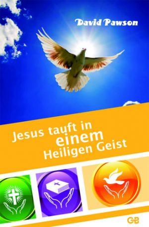 Cover Jesus tauft in einem Heiligen Geist