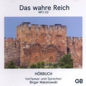 Cover Das wahre Reich (Hörbuch als MP3-CD)