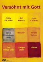 Cover Versöhnt mit Gott - Prägnante Bibeltexte thematisch geordnet