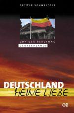 Cover Deutschland meine Liebe