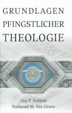 Cover Grundlagen pfingstlicher Theologie