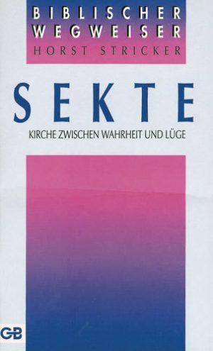 Cover Sekte - Kirche zwischen Wahrheit und Lüge