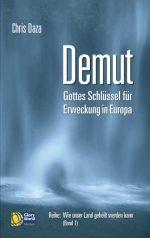 Cover Demut - Gottes Schlüssel für Erweckung in Europa