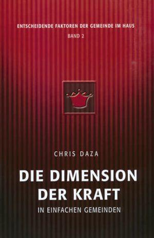 Cover Die Dimension der Kraft in einfachen Gemeinden