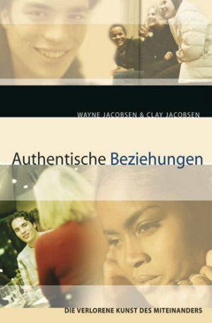 Cover Authentische Beziehungen