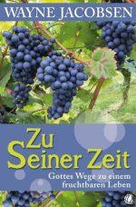 Cover Zu Seiner Zeit
