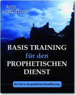 Cover Basis Training für den prophetischen Dienst