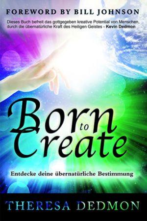Cover Born To Create
