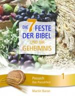 Cover Pessach - Das Passahfest - Band 1