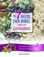 Cover Der zweite Pessach-Tag - Das Fest der Erstlingsfrüchte - Band 3