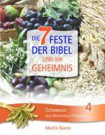 Cover Schawuot - Das Wochenfest (Pfingsten) - Band 4