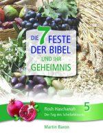 Cover Rosh Haschanah - Der Tag des Schofarblasens - Band 5