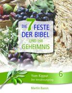 Cover Yom Kippur - Der Versöhnungstag - Band 6