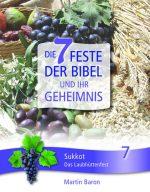 Cover Sukkot - Das Laubhüttenfest - Band 7