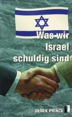 Cover Was wir Israel schuldig sind