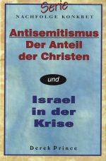 Cover Antisemitismus - der Anteil der Christen
