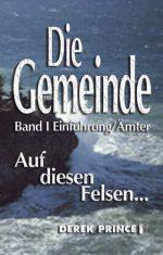 Cover Die Gemeinde Band 1 - Einführung/Ämter