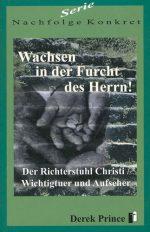 Cover Wachsen in der Furcht des Herrn - Der Richterstuhl Christi/Wichtigtuer...