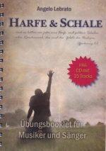 Cover Harfe & Schale - inkl. CD mit 15 Tracks