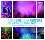 Cover Die Liebe des Retters (CD + DVD)