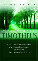 Cover Auf der Suche nach Timotheus