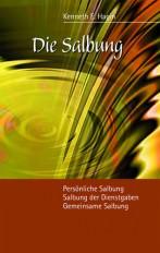 Cover Die Salbung - Persönliche Salbung,
