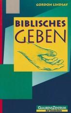 Cover Biblisches Geben