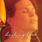 Cover Healing Love - Julie True