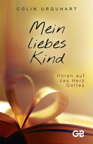 Cover Mein liebes Kind