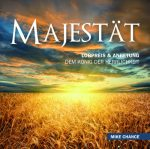 Cover CD Majestät - Mike Chance