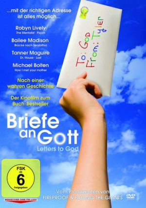 Cover Briefe an Gott - Letters To God