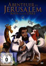 Cover Abenteuer in Jerusalem - Jesus und die Tiere