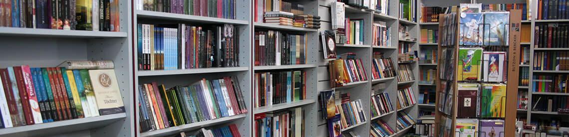 Unsere Buchhandlung in Solingen