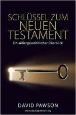 Cover Schlüssel zum Neuen Testament