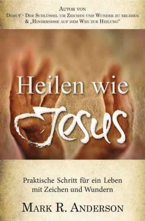 Cover Heilen wie Jesus