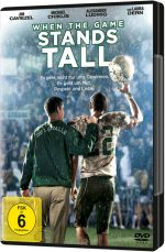 DVD Cover When The Game Stands Tall