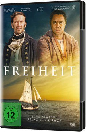 DVD Cover Freiheit