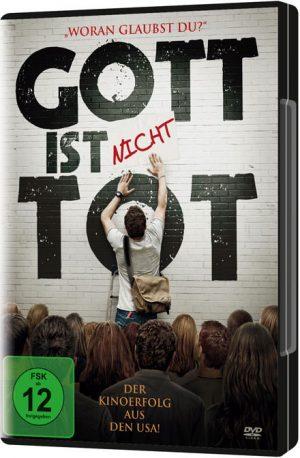 Cover Gott ist nicht tot - God's Not Dead