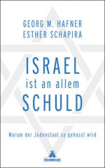 Cover Israel ist an allem Schuld