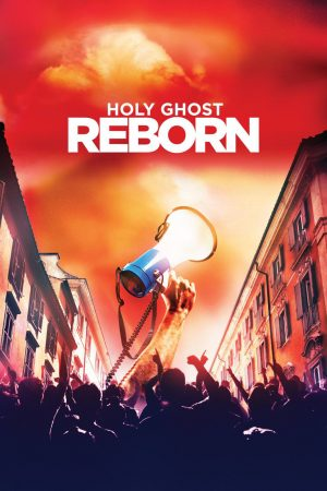 DVD Cover Holy Ghost Reborn