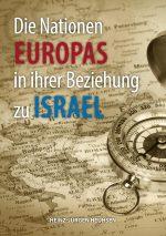 Cover Die Nationen Europas in ihrer Beziehung zu Israel