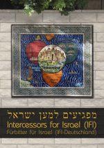 Cover_Intercessors for Israel-Fürbitter für Israel
