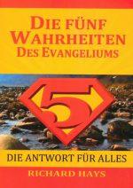 Cover Die fünf Wahrheiten des Evangeliums