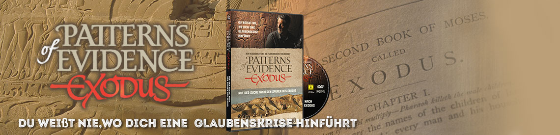 NEU: DVD Patterns of Evidence