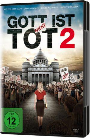 DVD Gott ist nicht tot 2