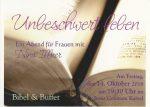Veranstaltung Bibel und Buffet