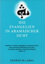 Cover Die Evangelien in Aramäischer Sicht