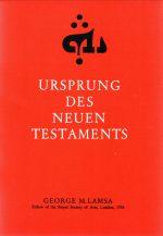 Cover Ursprung des Neuen Testaments