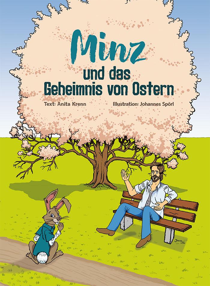 Minz und das Geheimnis von Ostern - Verlag Gottfried Bernard